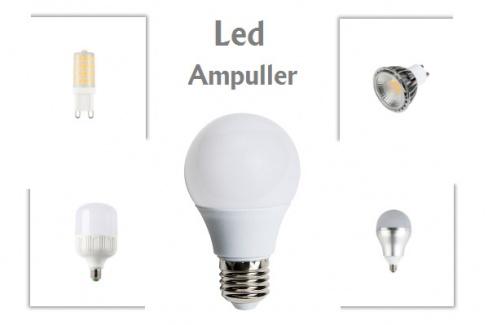 Led Ampul Çeşitleri | www.elektrikmarket.com.tr