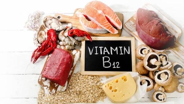 B 12 Hangi Gıdalarda Olur ?