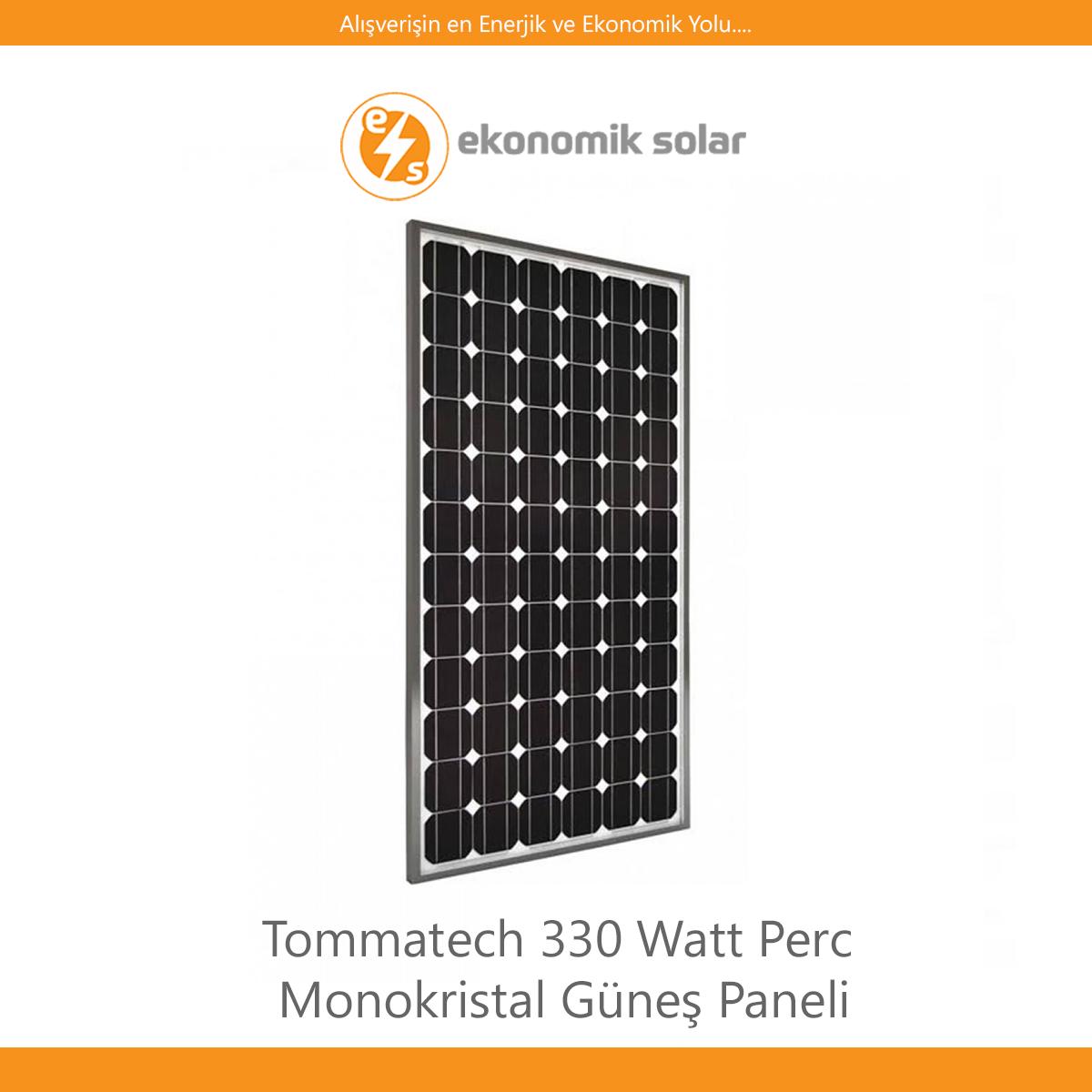 Tommatech Güneş Panellerinin Üstün Kalite İncelemeleri